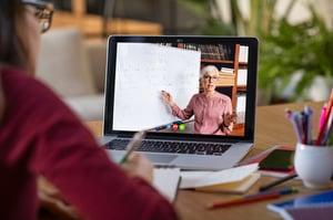 digital learning webinar