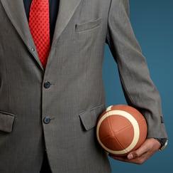 Image #2 -- Torso with Football