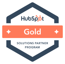 Hubspot Academy Badge Certified partner