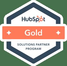 Hubspot Academy Badge Certified partner